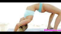 Flexible Model Gf Amateur Pleases Man