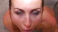 Cute Beauty Fucks Guy Sucking His Cock