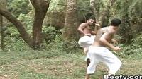 Wild Friend Fuck In Wild Forest