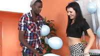 Ashli Orion Gets Her Husband Black Dick Her His Birthday