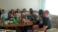 Hot College Fucking With Czech Chicks Part 2
