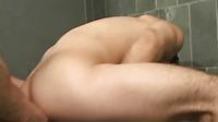 Horny Latino Gay Bareback Sex