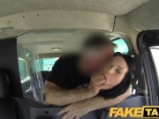 FakeTaxi – Gothic Looking Woman Takes It Hard