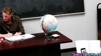 Ebony Schoolgirl Fucked