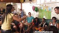 Party Sluts Hardcore Orgy Action