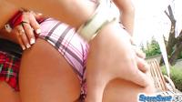 Two Hotties Get Fucked In This Sperm Swap Video